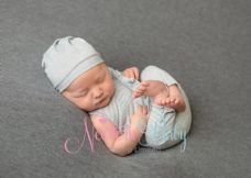 Romper & Winkie Hat Bundle ~ Many colours